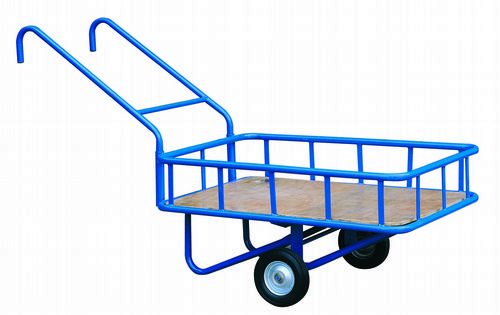 250KG Transport Trolley - Truck Wheel Barrow Sack Cart Industrial Stall